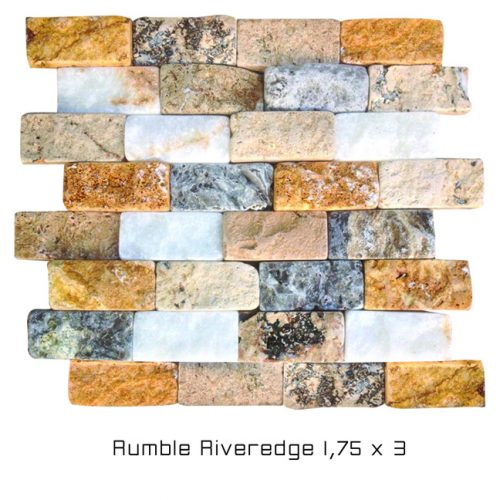 Harmony Stone Travertine Rumble Riveredge