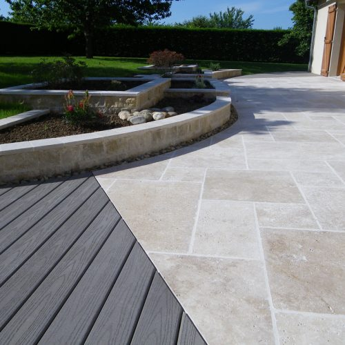Ivory Pavers Inspiration