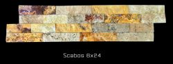 Scabos Ledger Stone 6x24